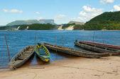 Canaima lagoon, Venezuela — Stock Photo