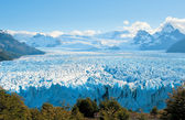 Perito moreno gletscher, patagonien, argentinien — Stockfoto