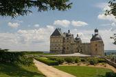Chateau Hautefort, Dordogne, France — Stock Photo