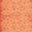 Red vintage wallpaper — Stock Photo #9385186