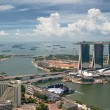 Panorama of Singapore — Stock Photo