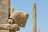 Ruins of ancient city of Persepolis — Stock Photo