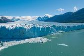 佩里托莫雷诺冰川、 巴塔哥尼亚,阿根廷 — 图库照片