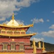 Stock Photo: Songzanlin tibetmonastery, shangri-la, china