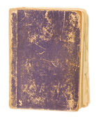 Blank cover of old book — Stock Photo