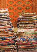 Persiska mattor — Stockfoto