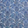 Tiled background, oriental ornaments from Uzbekistan Tiled backg — Stock Photo #9474469
