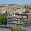 Panorama of Bordeaux, France - Stock Photo