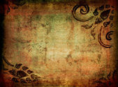 Grunge texture - perfect background with space for text — Stock Photo