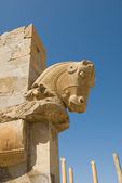 Ruins of ancient city of Persepolis — Photo