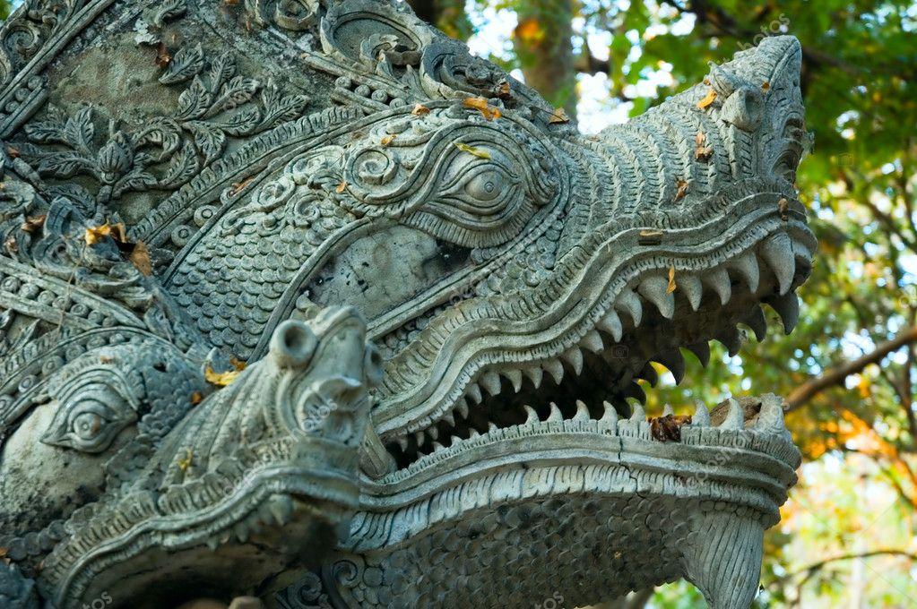 东方神话中的神话动物
