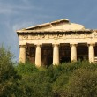 Hephaestus Temple, Athens, Greece — Stock Photo #9542525