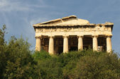 Hephaestus Temple, Athens, Greece — Stock Photo