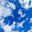 Cloudy sky background — Photo