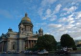 Isaak katedrali, saint petersburg — Stok fotoğraf