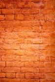 Brick wall - perfect grunge background — Stock Photo