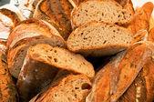 Pão francês — Fotografia Stock