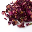 Stock Photo: Dried rose