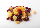 Healthy trail mix snack — Stock Photo