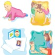 Baby Stuff — Stock Vector #10460298