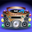 Boom Box — Stock Photo #9284197