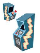 Arcade Game Icon — Stock Vector