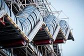Centre Georges Pompidou — Stock Photo