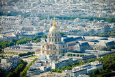Chapel of Saint Louis des Invalides Paris — Stock Photo