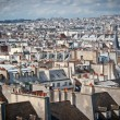 Panorama of Paris - Stock Photo