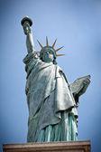 Memorial Statue of Liberty in Paris — Stock Photo