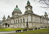 City Hall, Belfast — Stock Photo