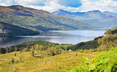 Loch lomond, scotland — Stockfoto