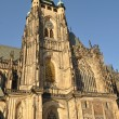 Cathedral in Prague — Stock Photo #10483680