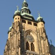Cathedral in Prague — Stock Photo #10483692