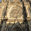 Cathedral in Prague — Stock Photo #10483712