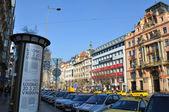 Center of Prague — Stock Photo