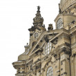 The Dresden Frauenkirche - Stock Photo