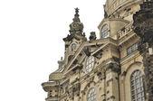La frauenkirche di dresda — Foto Stock