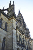 Saint Vitus' Cathedral — Stock Photo