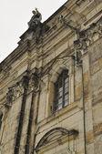 The church Frauenkirche. — Stock Photo