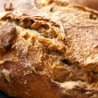 Close up of traditional bread. — Stock Photo