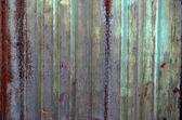 Zinc background — Stock Photo