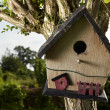 Birdhouse — Stockfoto #9630612