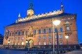 Town hall of Copenhagen — Stock Photo