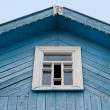 Old garret window - Foto de Stock  