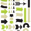 ������, ������: Set of 11 Different Arrow Vectors