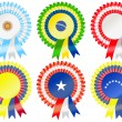 Royalty-Free Stock : South American Rosettes