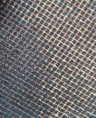 Texture of abrasive disk for metal grinding — Stock Photo