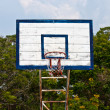 Basketball hoop — Foto de Stock