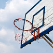 Basketball hoop — Foto de stock #10528748